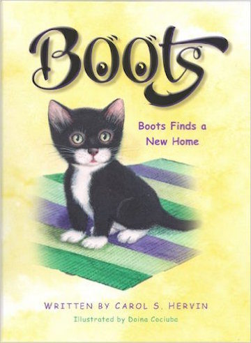 Boots Finds A New Home