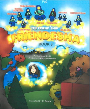 The Friend Ship Friendesha: Book 3